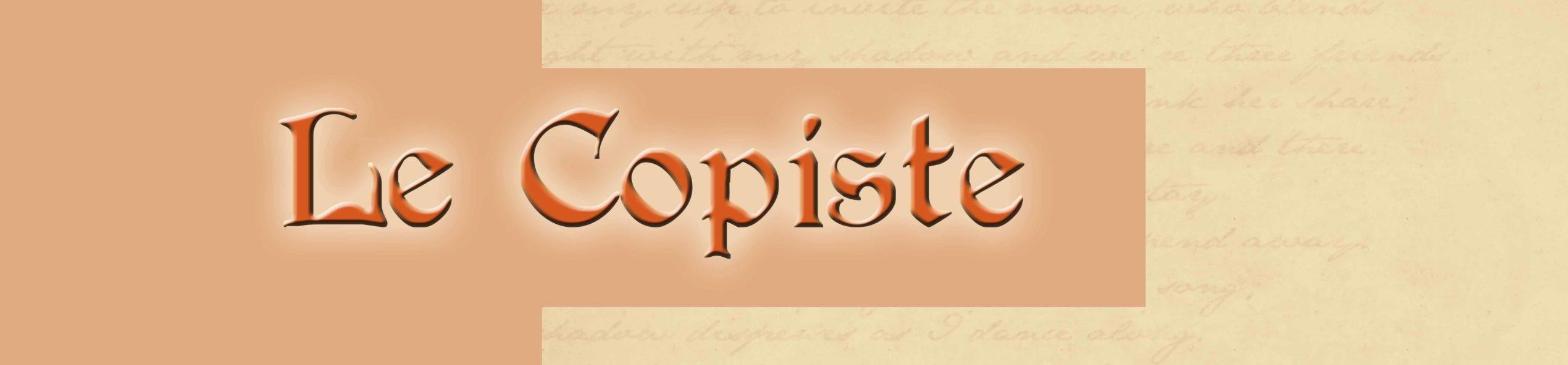 copiste